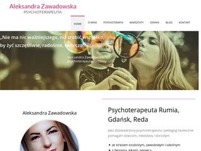 Psychoterapia Warszawa - Andrzej Wichrowski, psycholog Warszawa