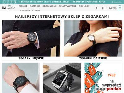 Tanie zegarki męskie - tmzegarki.pl