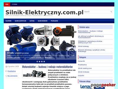 Silnik-elektryczny.com.pl - blog o silnikach elektrycznych