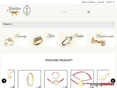 Ambertic - sklep jubilerski z biżuterią z bursztynu i srebra