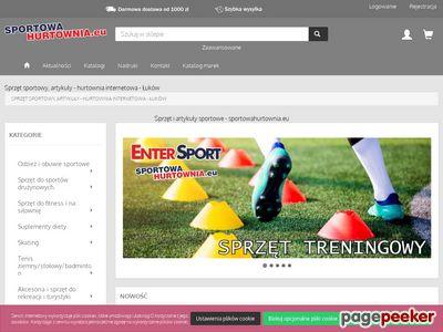 Akcesoria sportowe - sportowahurtownia.eu