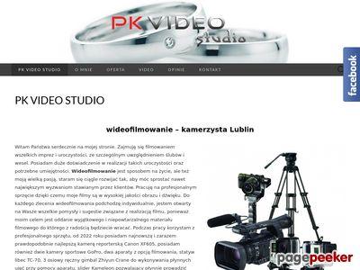 Filmowanie Lublin - PK Video Studio