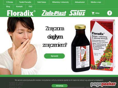 Niedobór żelaza w ciąży - floradix.pl