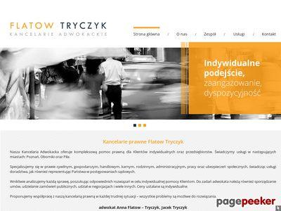 Adwokat Zielona Góra - Kancelaria Adwokacka A.Witek