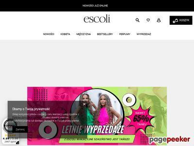 Moda męska Escoli