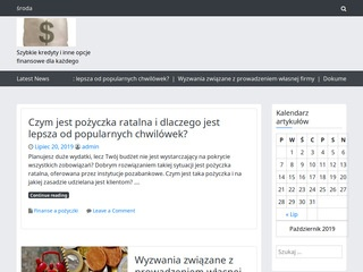 Chwilówki - Efino.pl