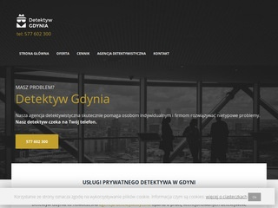 Detektyw Gdynia - agencja detektywistyczna