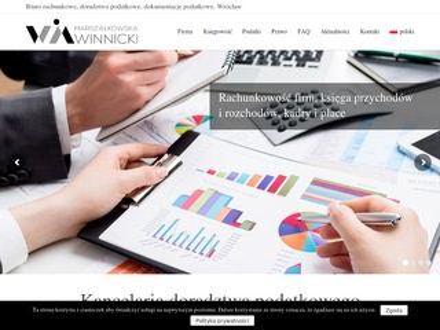 Biuro Rachunkowe On-Line - Taxe - Księgowość internetowa dla Twojej firmy