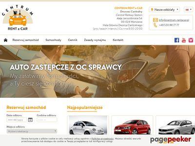 Car rental poland, wynajem samochodów dostawczych