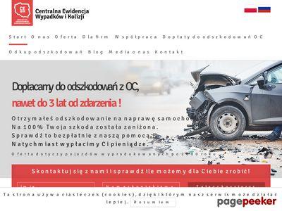 Odszkodowanie po wypadku | Recompensa Gdańsk