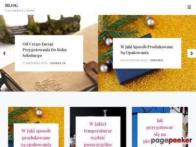Blogi, wiersze i opowiadania