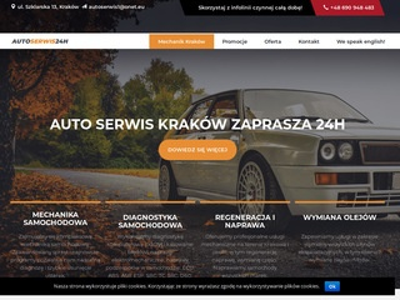 Auto Naprawa - Ustawianie Zbieżności - Serwis Samochodowy