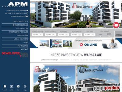 UWI Inwestycje S.A. Poznański deweloper - mieszkania na sprzedaż