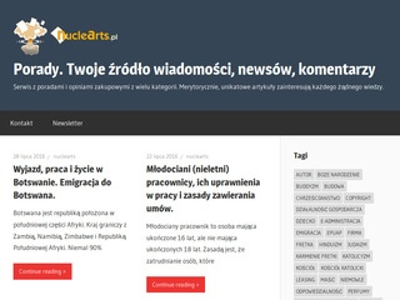 Blackwall blog afery