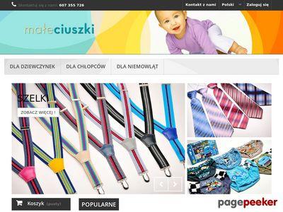 Śpiworki do spania i piżamki dla niemowląt w sklepie online