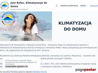 Konkret - montaż klimatyzacji Kraków