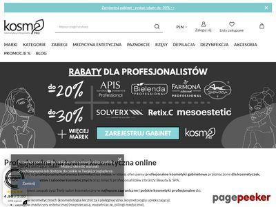 Kosmetyki Velonka - Lakiery i narzędzia kosmetyczne