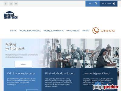 IExpert.pl - multiagencja ubezpieczeniowa