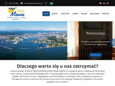 Noclegi w Polsce
