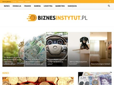 Szkolenia w zakresie biznesu - Biznesnstytut.pl